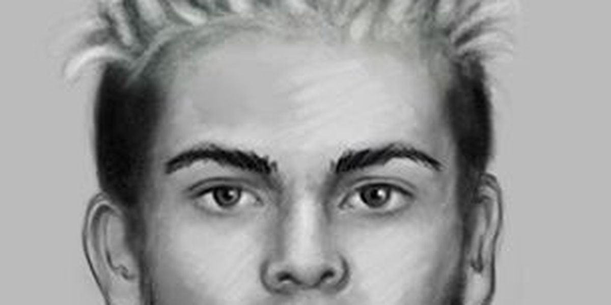 Sketch released of suspect believed connected to Myrtle Beach shooting