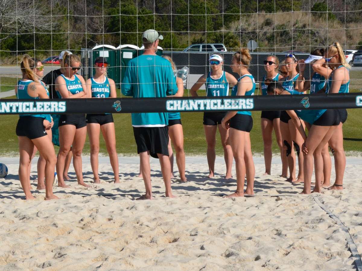 CCU Beach Volleyball program aims to continue historic run in 2021