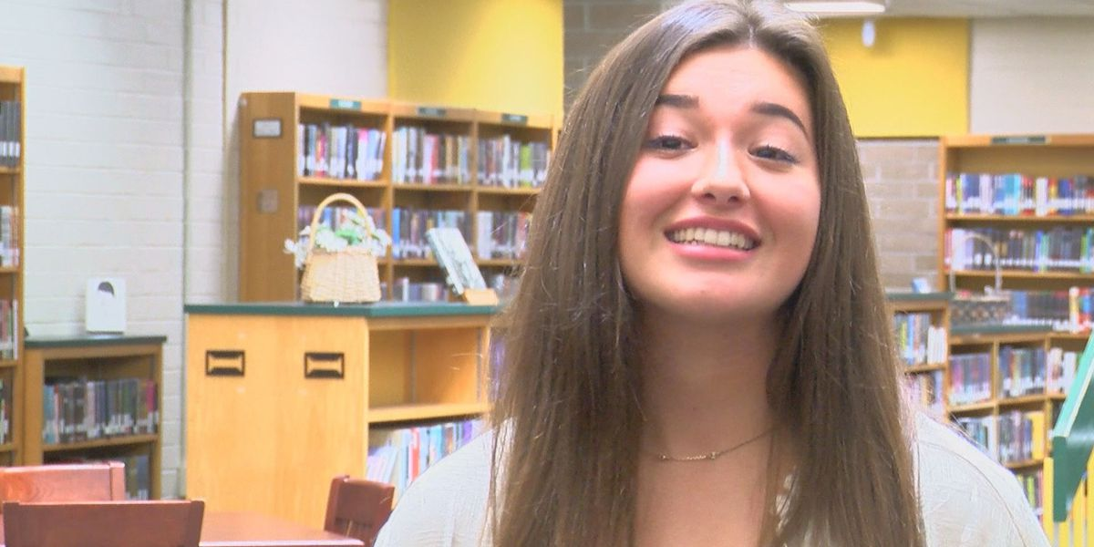 Student Spotlight: Student body president, leader at Conway High took dad's advice