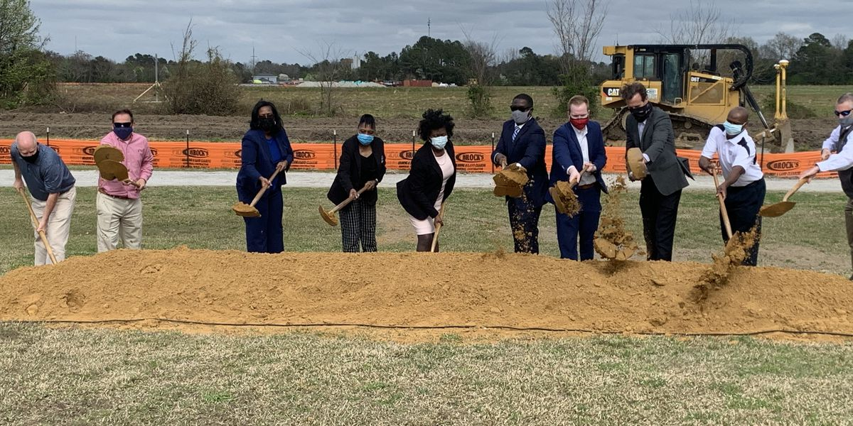 City of Florence breaks ground on $16 million multipurpose sports complex