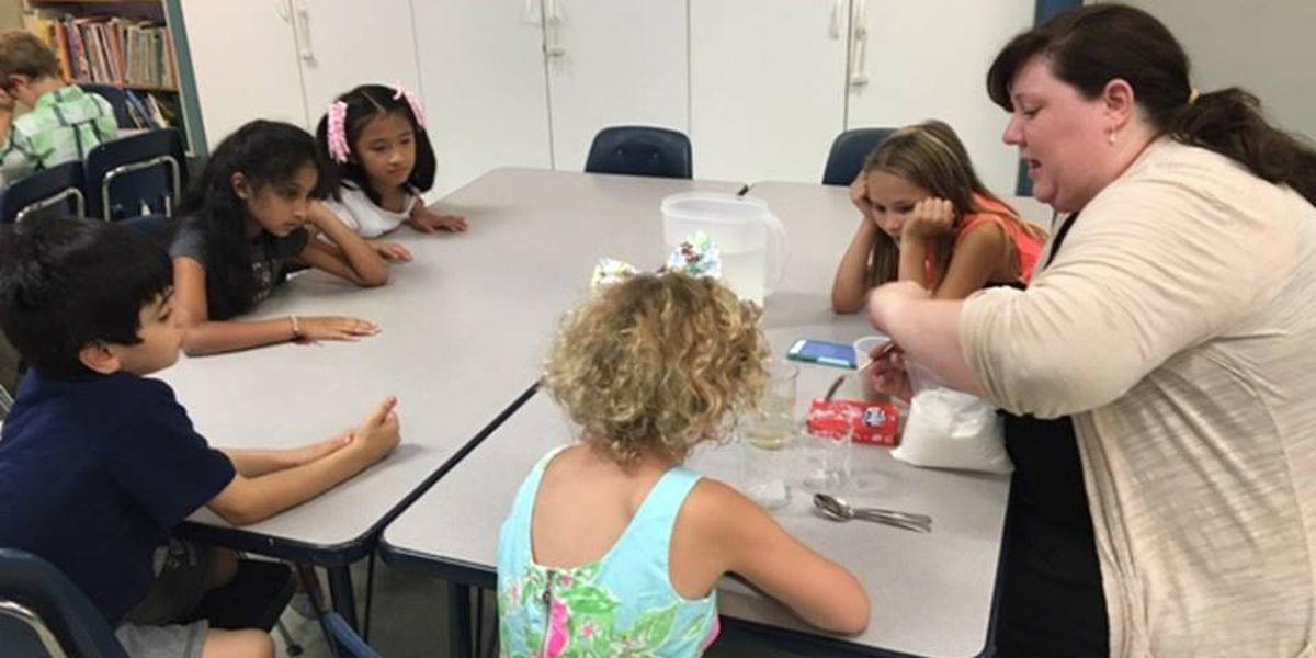 The Montessori School of Florence celebrates International Peace Day