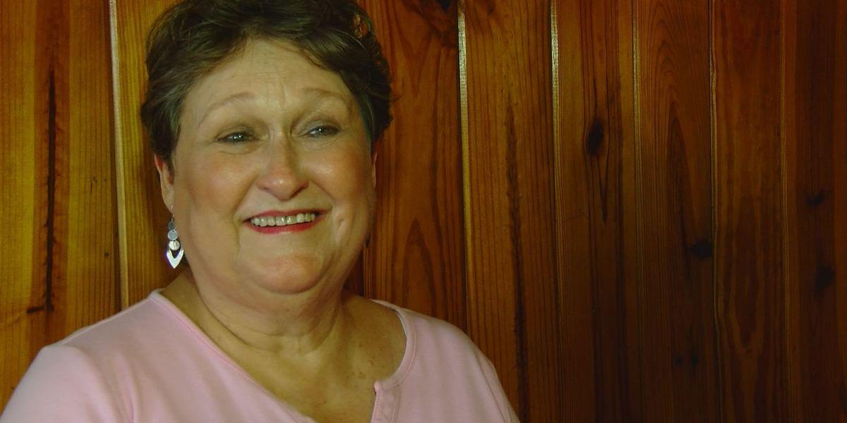Nichols woman returns to rebuilt home after Hurricane Matthew