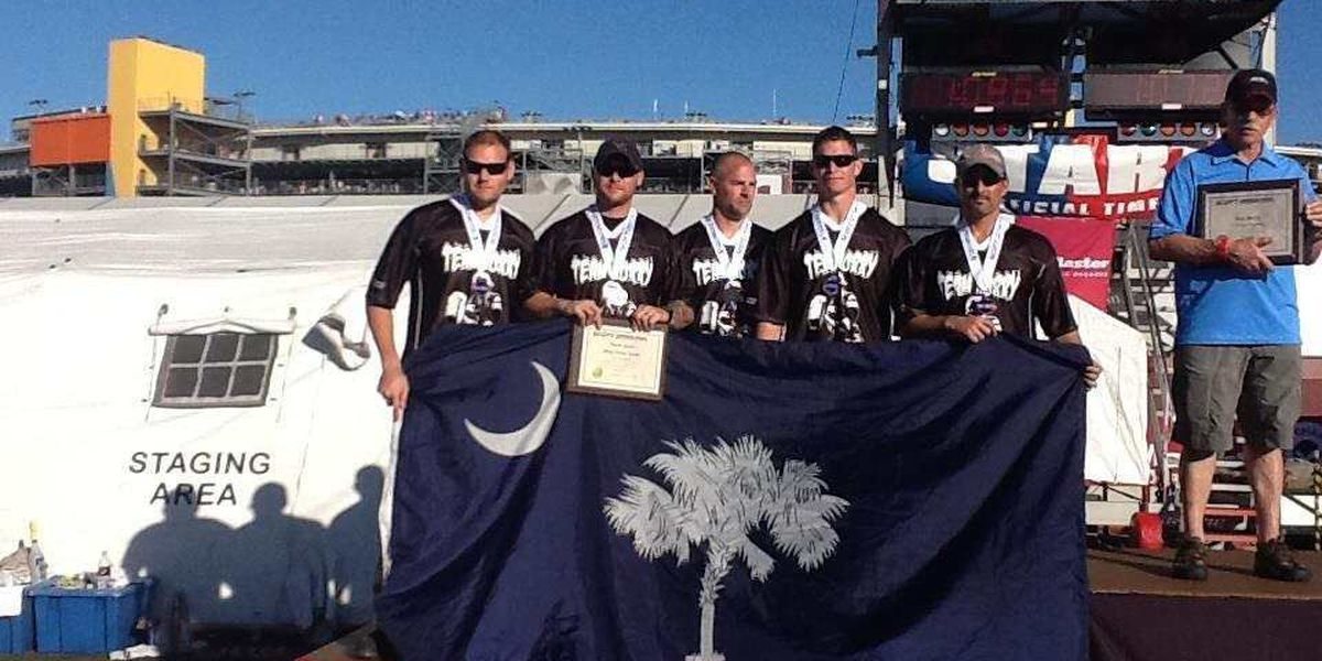 'Team Horry' takes 3rd in Firefighter Combat Challenge Championship