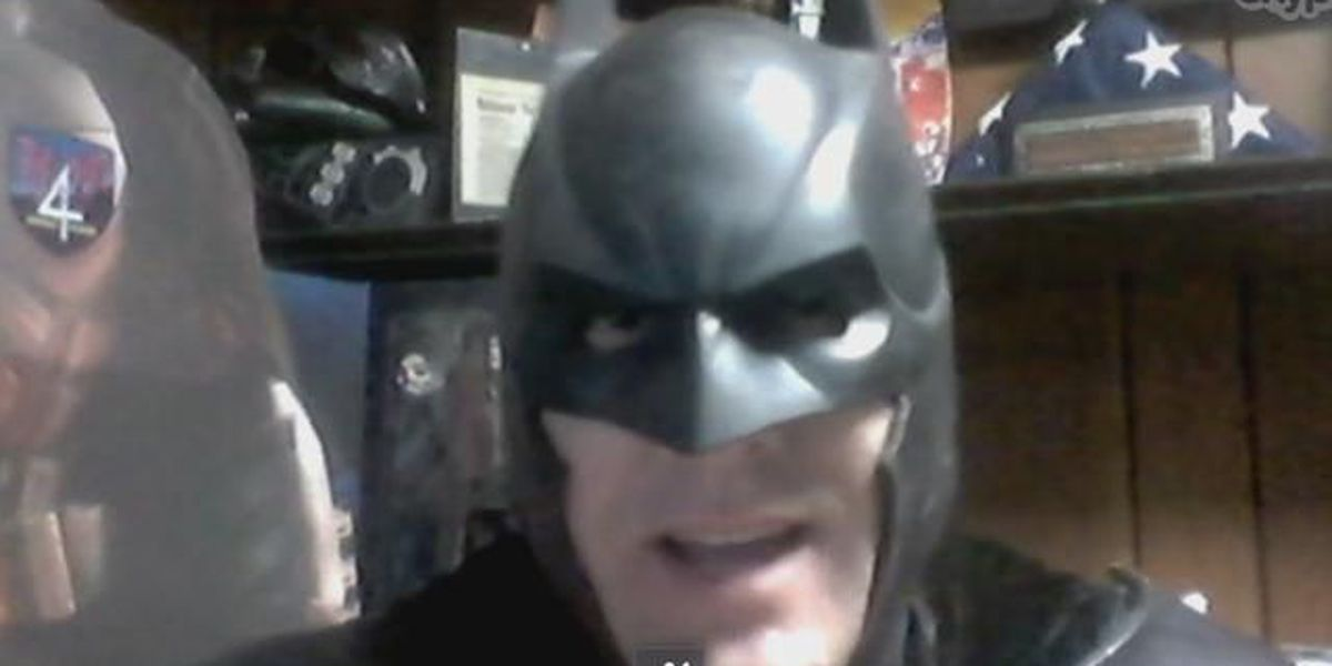 'Batman' looking to make 15-year-old's last wish come true