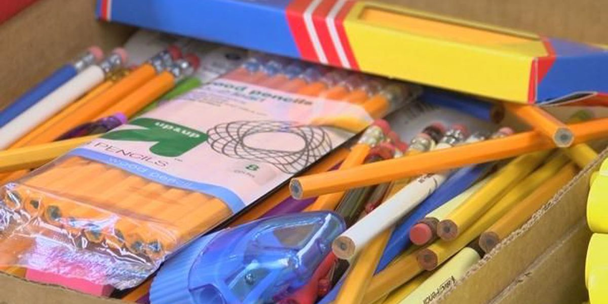 School Tools: Robeson County organizations need school supplies to help families impacted by Matthew