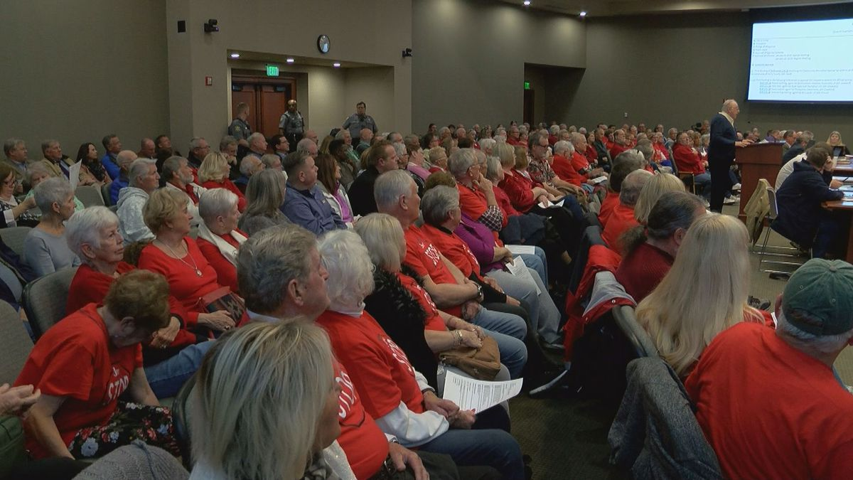 Horry County Council sends plans for Indian Wells development back to planning commission