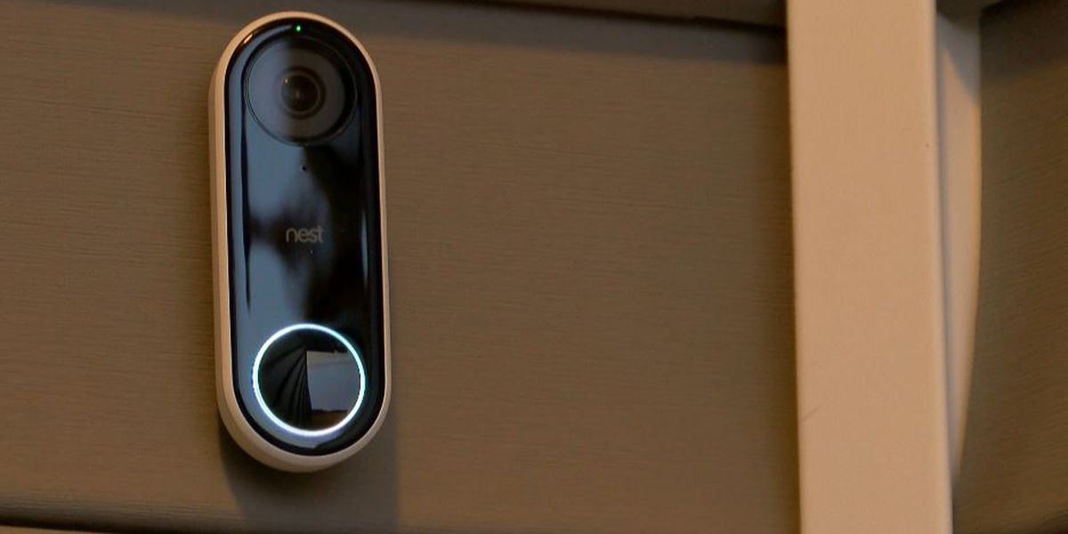 Security doorbells become extra crime-fighting tool for local law enforcement