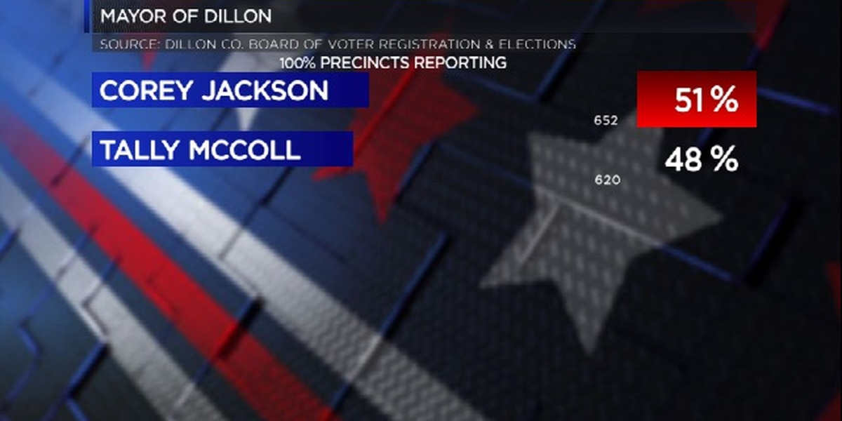 Dillon residents elect first new mayor in more than 15 years