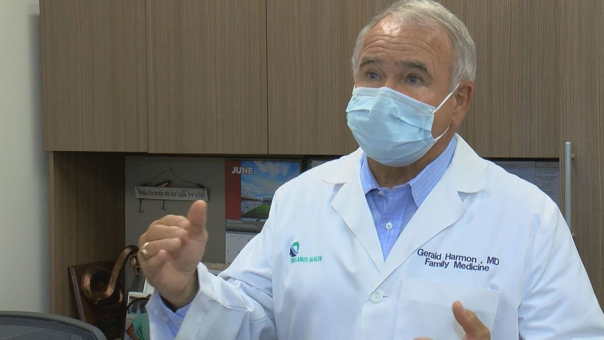 'A bit of a challenge': Local medical knowledgeable weighs in on new coronavirus symptom record from CDC - WMBF thumbnail