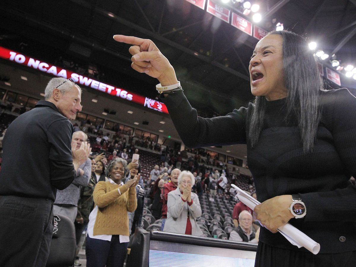 Coach Dawn Staley awaits Olympics, focuses on South Carolina