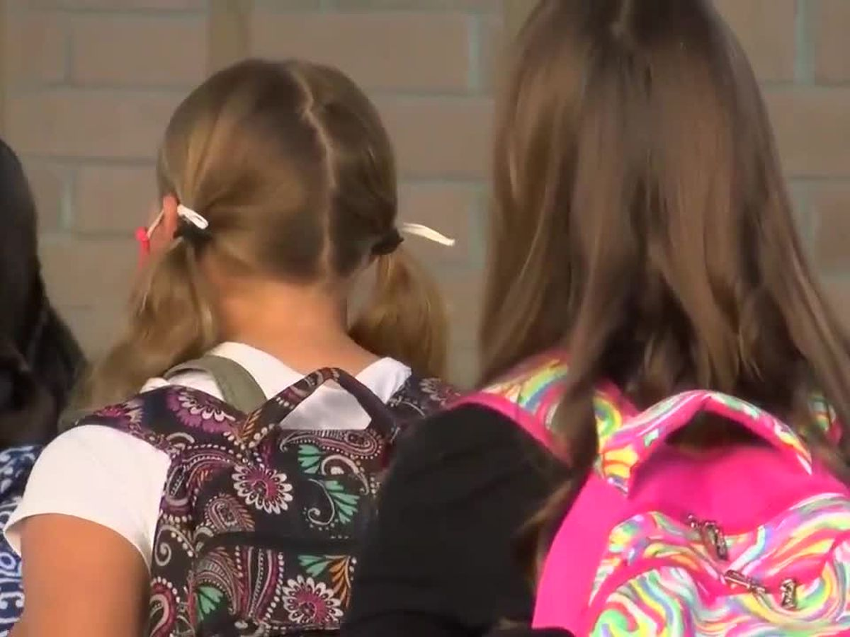 Horry County Schools giving parents choice on whether child will wear mask in classroom