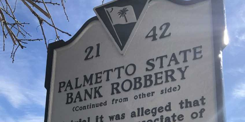 Carolina True Crime: Over 80 years later, Pee Dee bank robbery remains one of SC's most infamous
