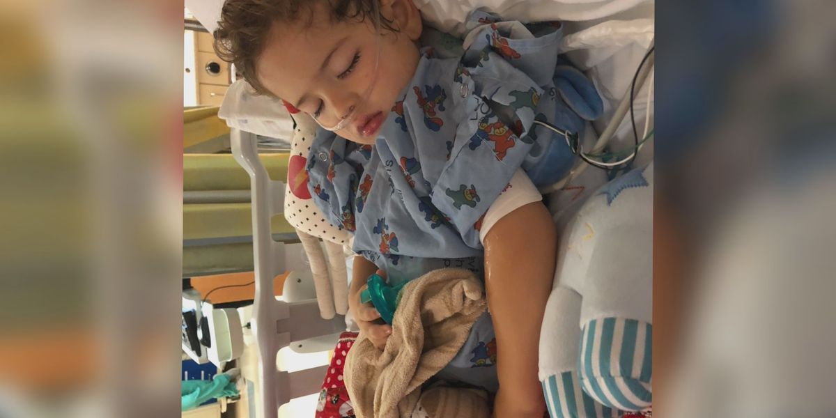 Child survives choking after days in hospital, parents stress importance of CPR training