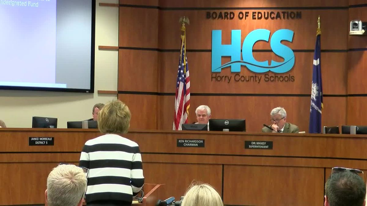 Mold issues go beyond St. James Elementary School, Horry County parents say
