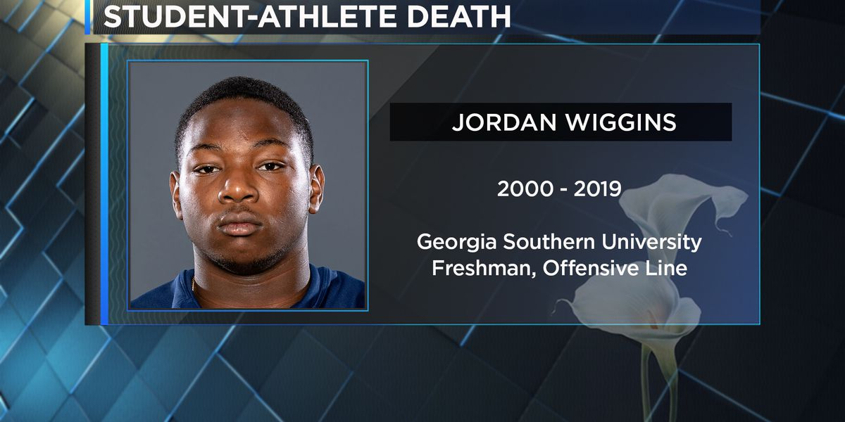 GS football player Jordan Wiggins dies at 18