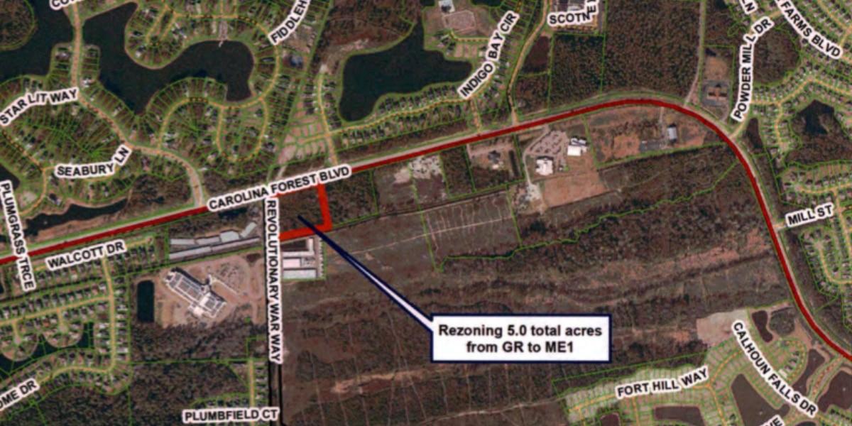 Tidelands Health one step closer to building medical park in Carolina Forest