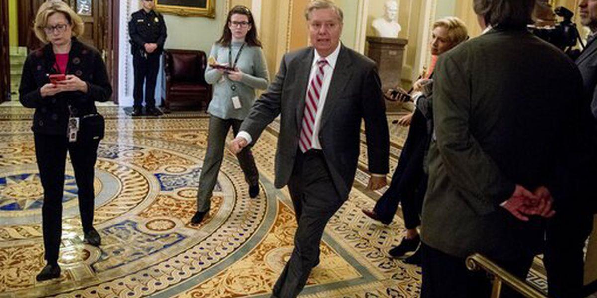 Sen. Graham: 'Build a wall now'