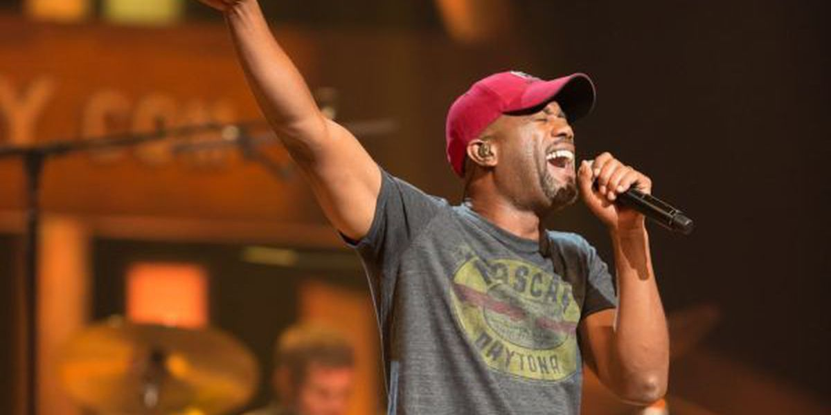 Darius Rucker has raised over $2 million for St. Jude Children's Research Hospital