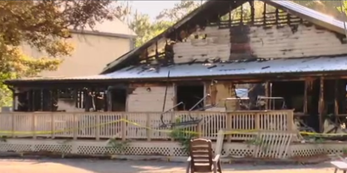 Fire that destroyed Murrells Inlet restaurant being investigated as possible arson