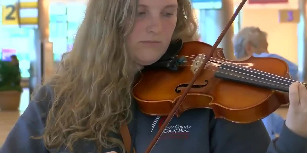 Horry County orchestra students return from China trip