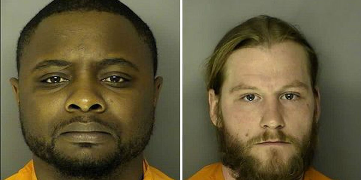 Conway traffic stop leads to arrest of two for heroin trafficking