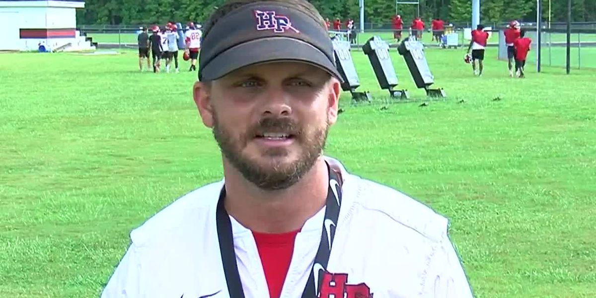 Extra Point 2019 Preview: Hannah Pamplico head coach Jamie Johnson
