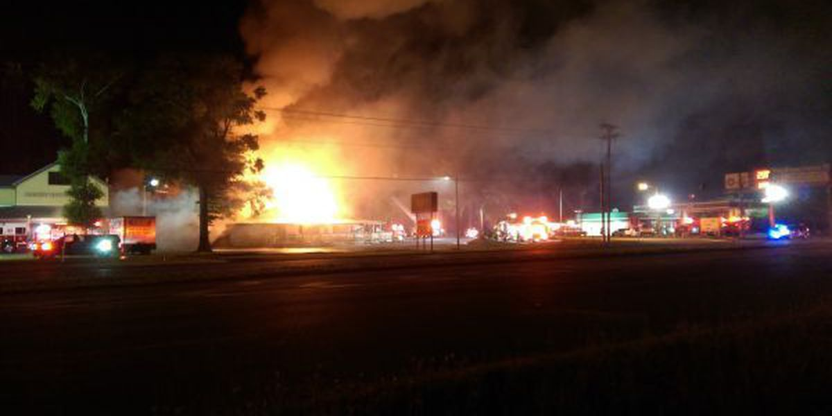 No charges expected in fire that destroyed Murrells Inlet restaurant