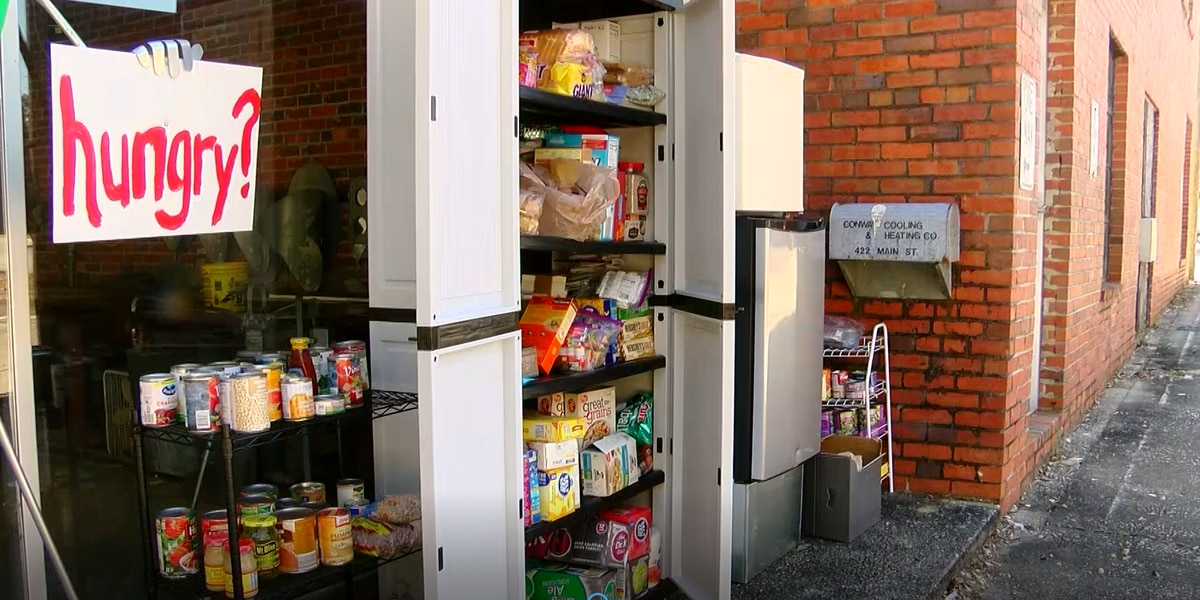 Community fridge project gets pushback from City of Conway