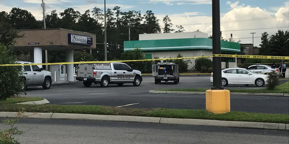 County officials release 911 call, dispatch log for deadly Conway bank robbery