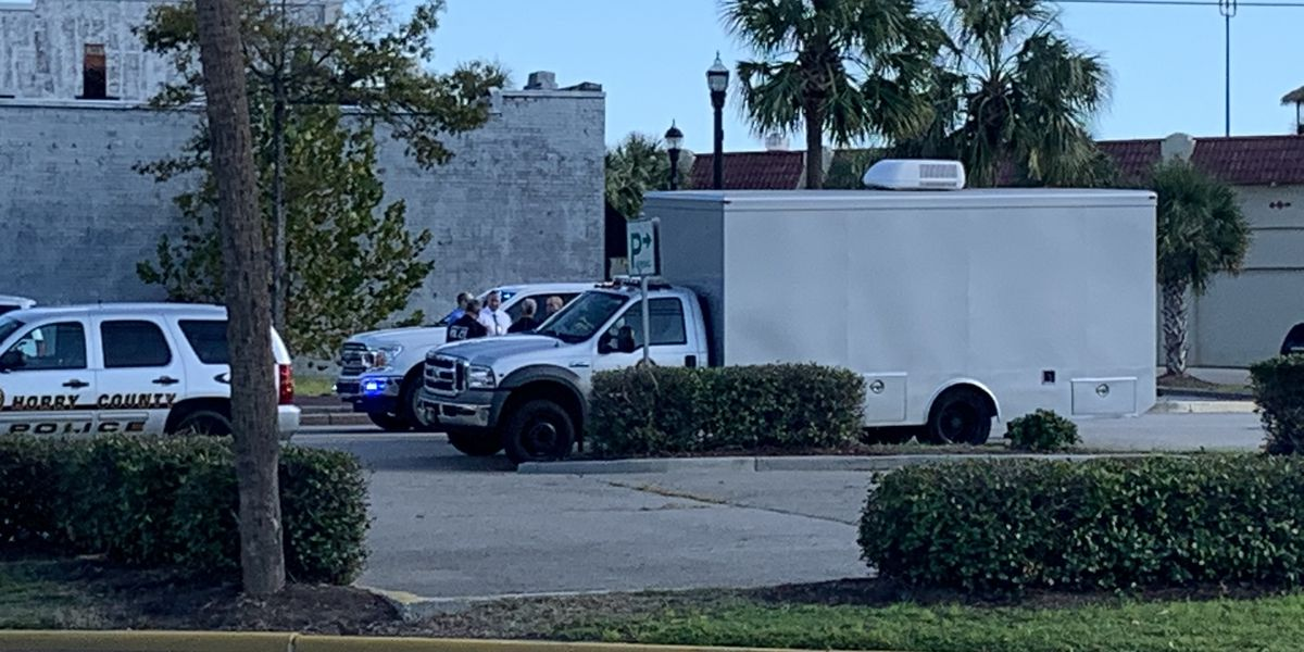 Authorities remove suspicious package from Myrtle Beach hair salon; all-clear given