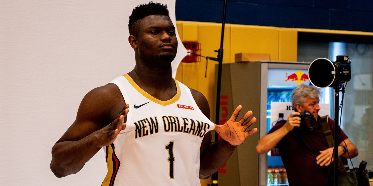 Zion Williamson offers to cover salaries of Smoothie King Center workers for 30 days