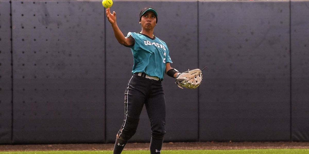 Coastal softball falls to ULM in Sun Belt Tournament, 8-6