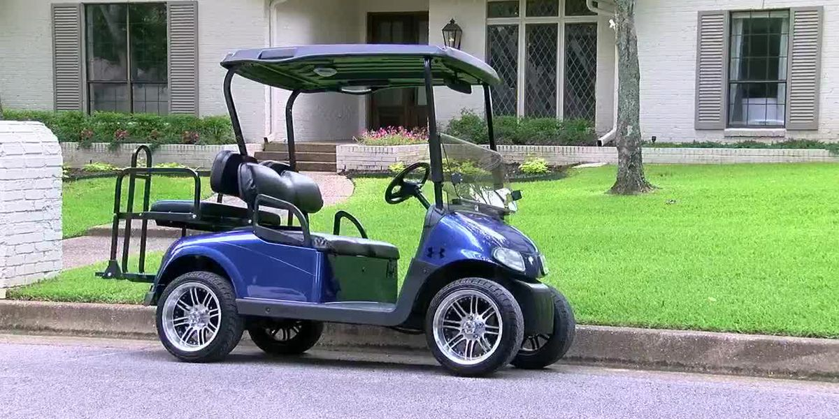 Horry County police clarify golf cart use under new 'Home or Work' order