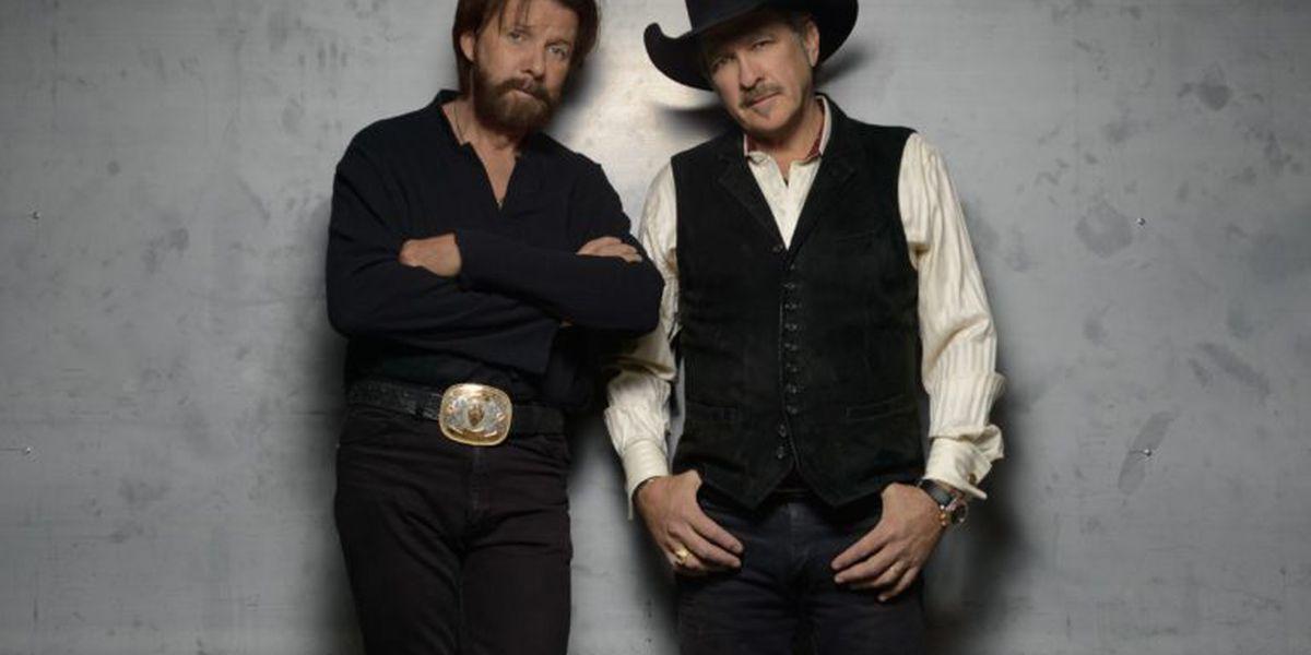 Brooks & Dunn bringing 'REBOOT 2020' tour to N.C.