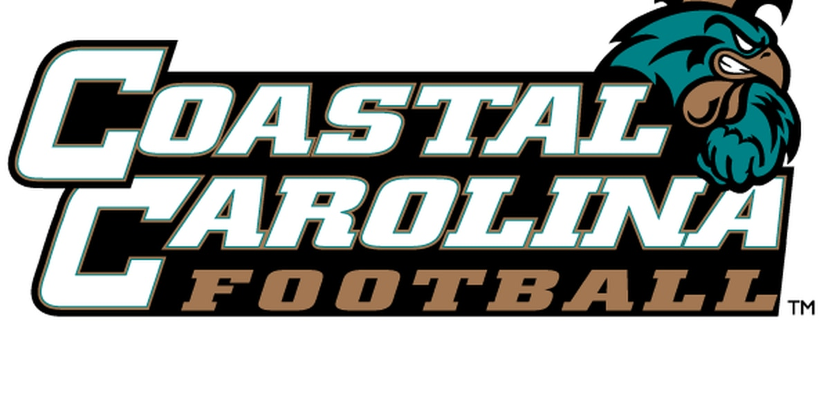 CCU announces 2017 football schedule, first year in FBS