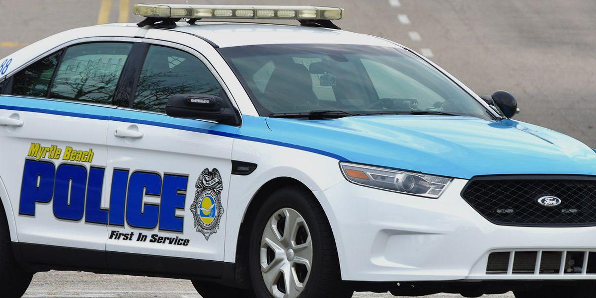 Report: Meth, heroin found during Myrtle Beach traffic stop