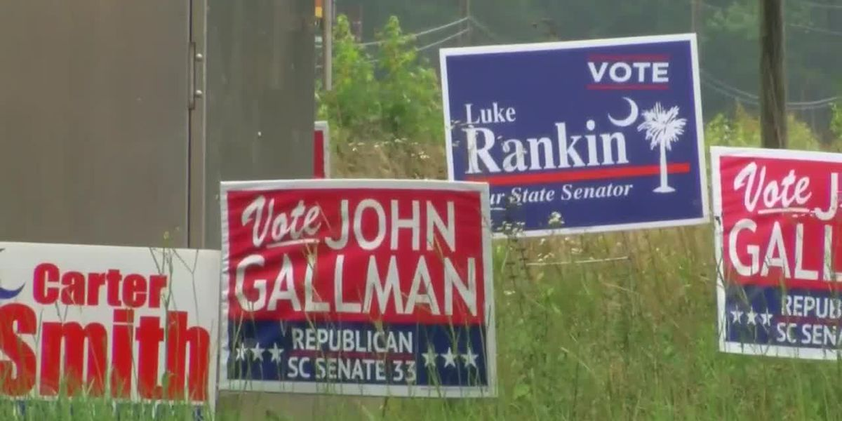 Longtime incumbent Rankin sees two newcomer challengers to S.C. state senate seat