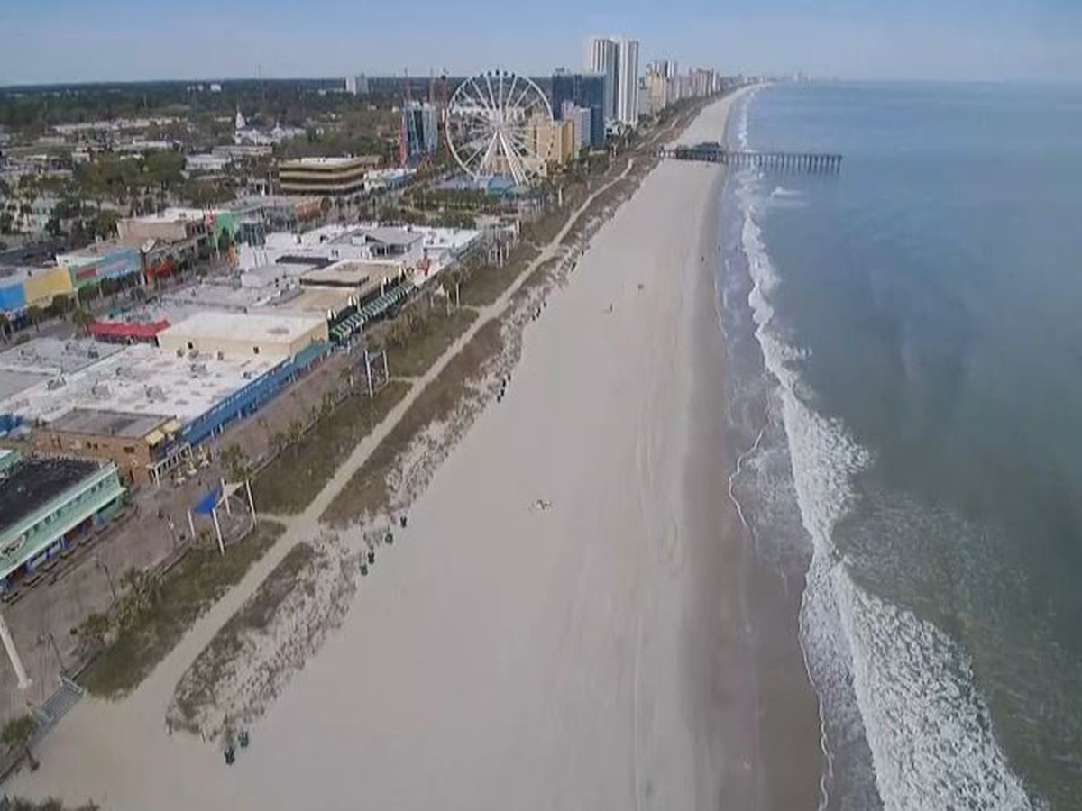 Myrtle Beach to launch 'Gold Cap Ambassadors' program along Ocean Boulevard