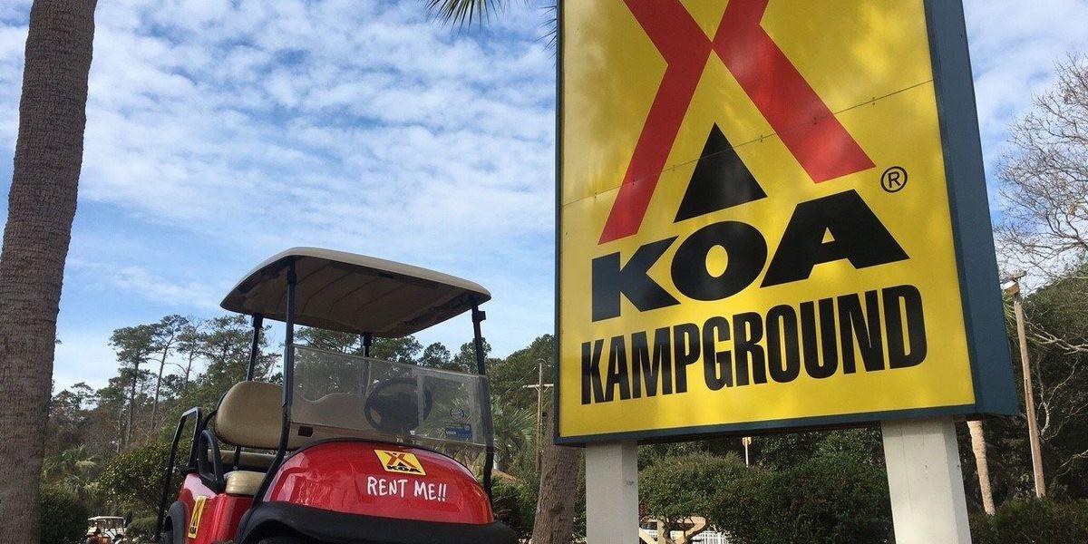 Myrtle Beach KOA campground offering two free nights to Hurricane Irma evacuees
