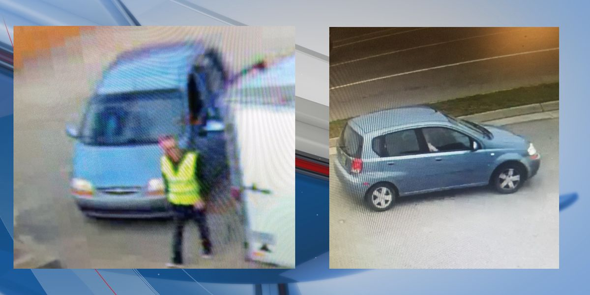MBPD: Suspect stole hundreds in landscaping equipment from trailer parked outside Coastal Grand Mall