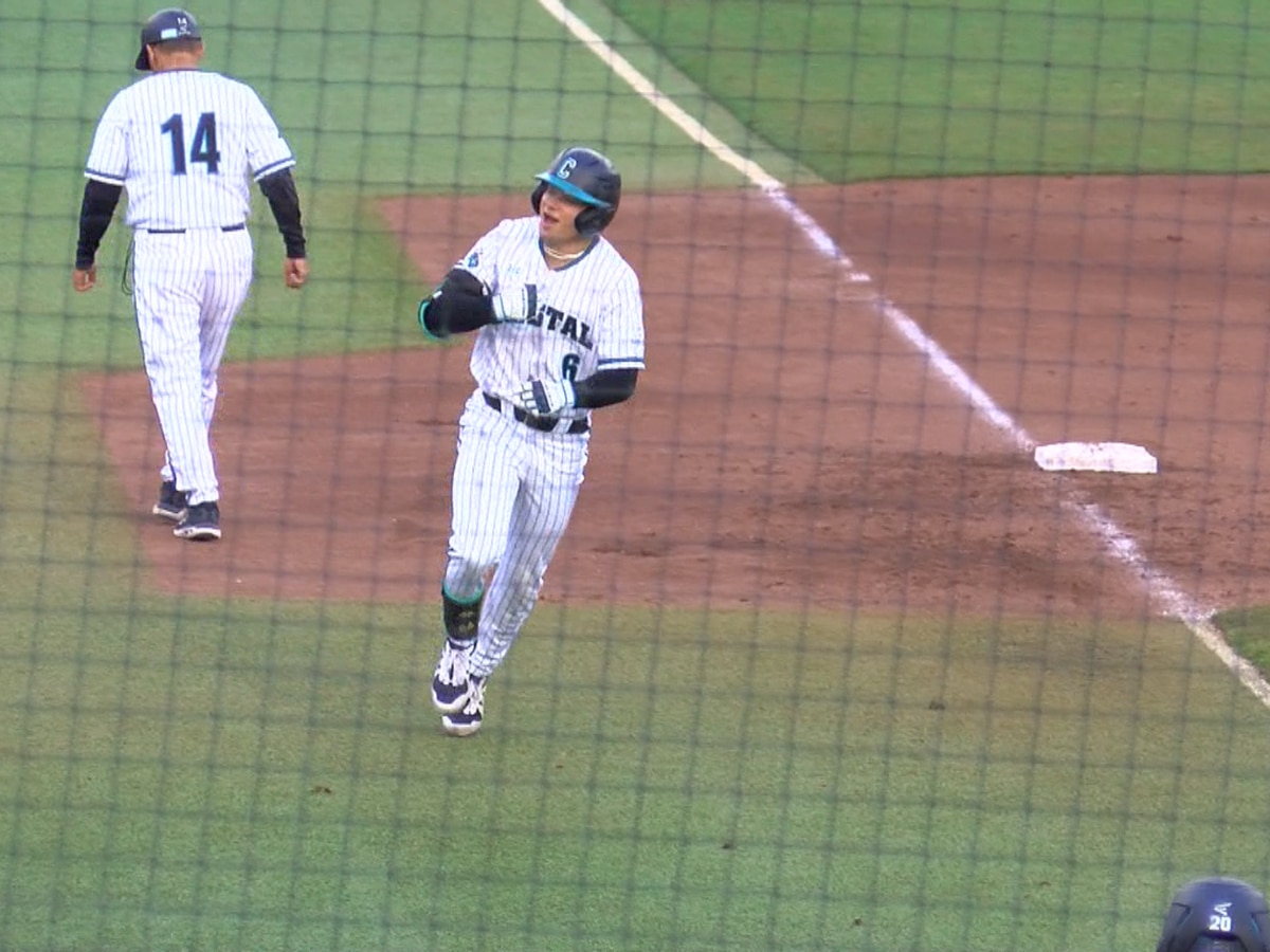 Coastal's Nick Lucky named Sun Belt Baseball Player of the Week