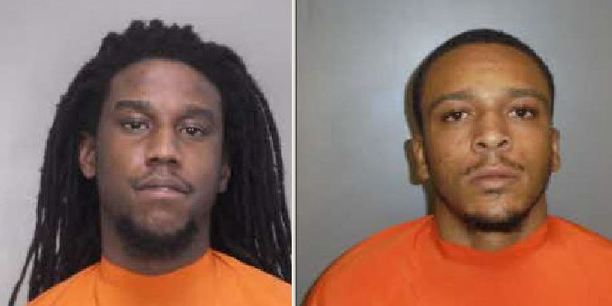2 men arrested for armed robbery of Florence motel this week