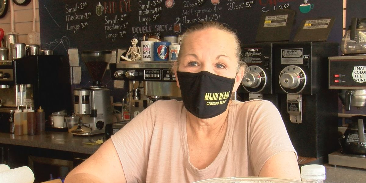 'I'm a survivor': Carolina Beach business owner overcomes serious lung infection from COVID-19
