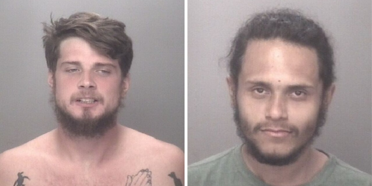 Deputies arrest 2 in connection to robbery at Lumberton grocery store