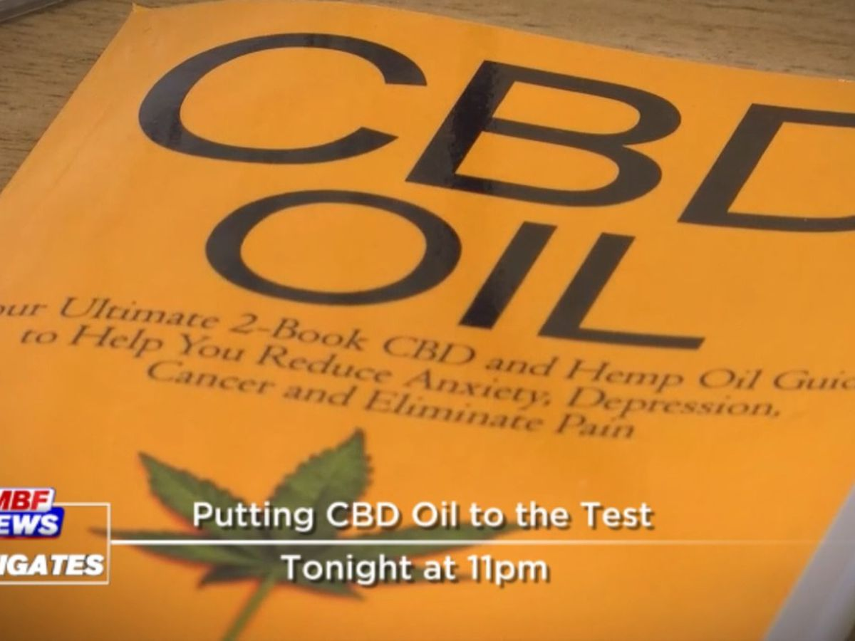 WMBF SPECIAL REPORT: How much do you really know about CBD oil?