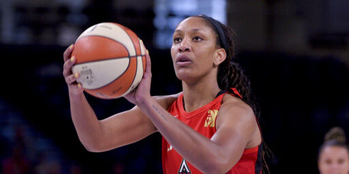 Gamecock alumna A'ja Wilson named 2020 WNBA MVP