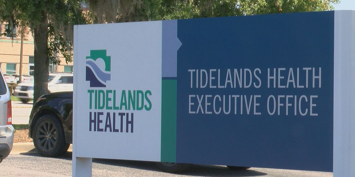 Tidelands Health working to expand staffing due to 'rapid and dramatic' increase in COVID hospitalizations