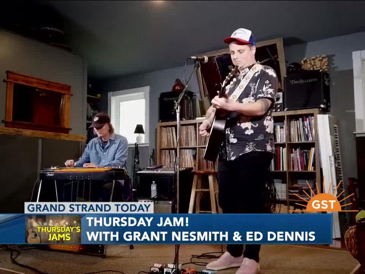 Thursday Jam with Grant Nesmith and Ed Dennis