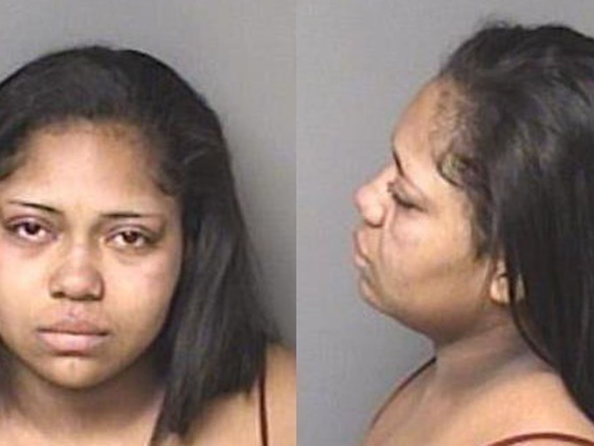 Woman accused of taking diaper-wearing baby on one-mile walk in 26-degree weather