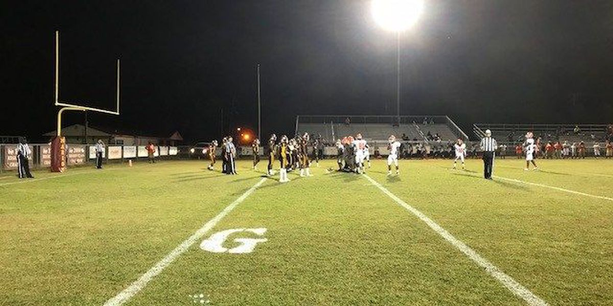 Timmonsville High School football player recovering after being airlifted from field Friday